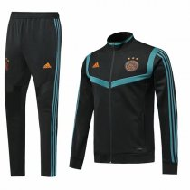 19-20 Ajax Black&Green High Neck Jacket Kit