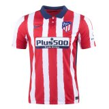 20-21 Atlético de Madrid Home Jersey Shirt