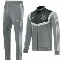 19-20 Ajax Gray High Neck Jacket Kit