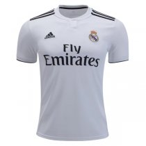 1819 Real Madrid Home Soccer Jersey
