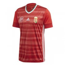 2020 Euro Cup Hungary Home Soccer Jersey Shirt