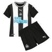19-20 Newcastle United Home Jersey Kids Kit