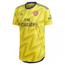 19-20 Arsenal Authentic Away Yellow Jersey (Player Version)