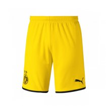 19-20 Borussia Dortmund Away Yellow Soccer Short
