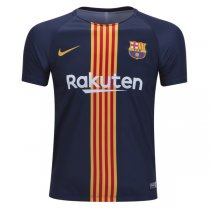 1819 Barcelona Pre Match Training Jersey