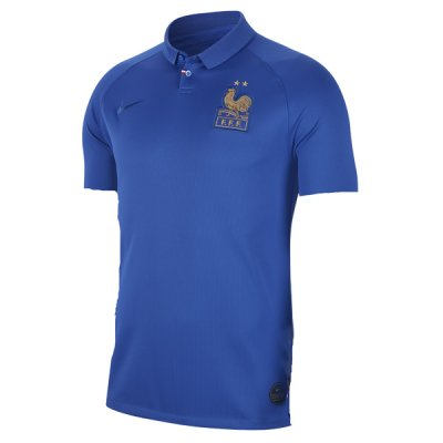 2019 France 100th Anniversary Edition Soccer Jersey