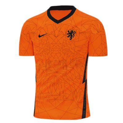 2020 Netherlands Home Soccer Jersey Shirt