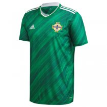 19-20 Northern Ireland 2020 Home Soccer Jersey Shirt