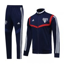 19-20 Sao Paulo Navy High Neck Jacket Kit