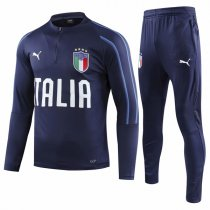 2018 Italy Navy Tracksuit