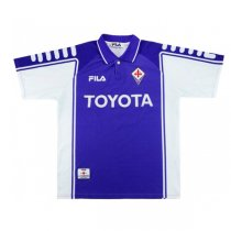 1999-2000 Fiorentina Home Retro Jersey Shirt