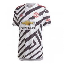 20-21 Manchester United Third Authentic Jersey (Player Version)