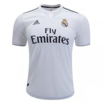 1819 Real Madrid Authentic Home Jersey (Player Version)