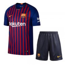 1819 Barcelona Home Soccer Jersey Kit