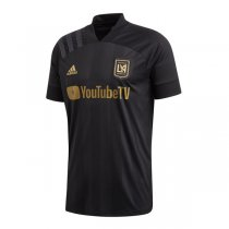 2020 LAFC Home Black Soccer Jersey Shirt