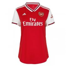 19-20 Arsenal Home Women Soccer Jersey Shirt