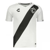 2019-2020 Club de Cuervos Charly Third White Soccer Jersey Shirt