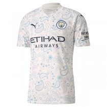 20-21 Manchester City Third Authentic Jersey (Player Version)