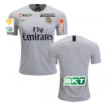 1819 PSG French League Cup Away Jersey Full Patch Shirt