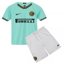19-20 Intel Milan Away Jersey Kids Kit