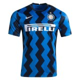 20-21 Intel Milan Home Soccer Jersey Shirt