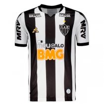 19-20 Atletico Mineiro Home Black&White Jersey Shirt