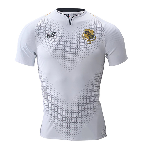 2019 Panama Gold Cup Jersey White