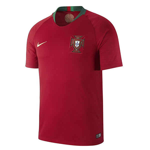 2018 Portugal Home Jersey Soccer Shirt