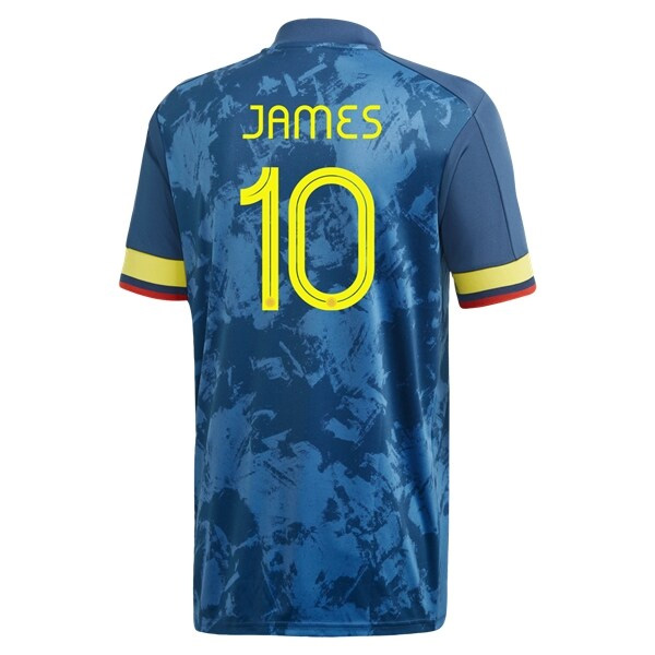 2020 Copa America Colombia Away Soccer Jersey Shirt